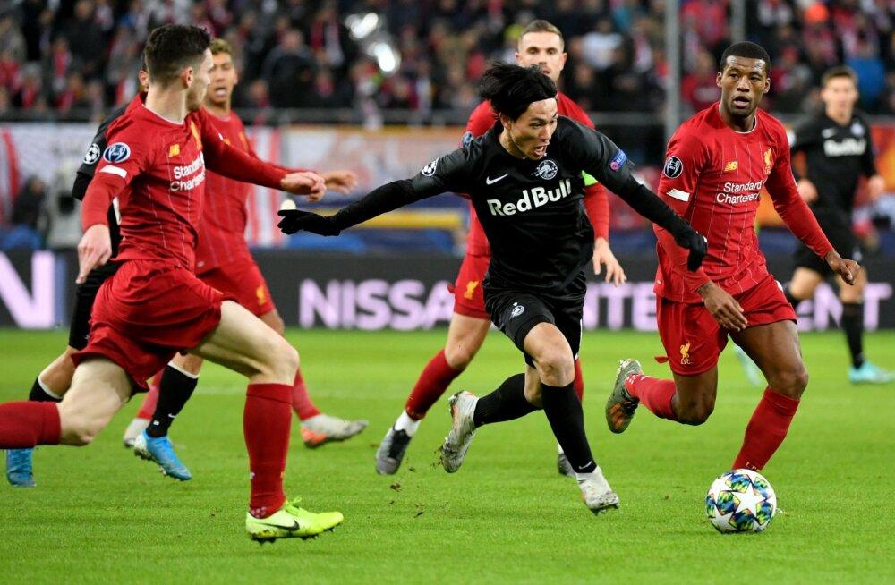 Liverpool sai oma tahtmise, meeskonnaga liitus Aasia superstaar
