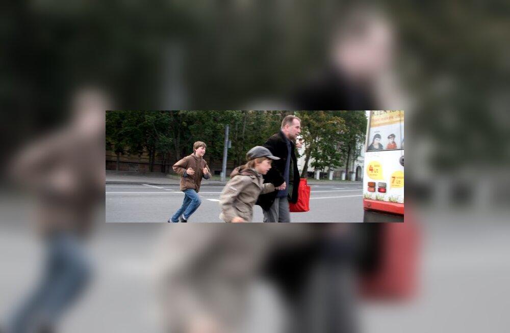 Liikluses viga saanud lapsed vajavad abi