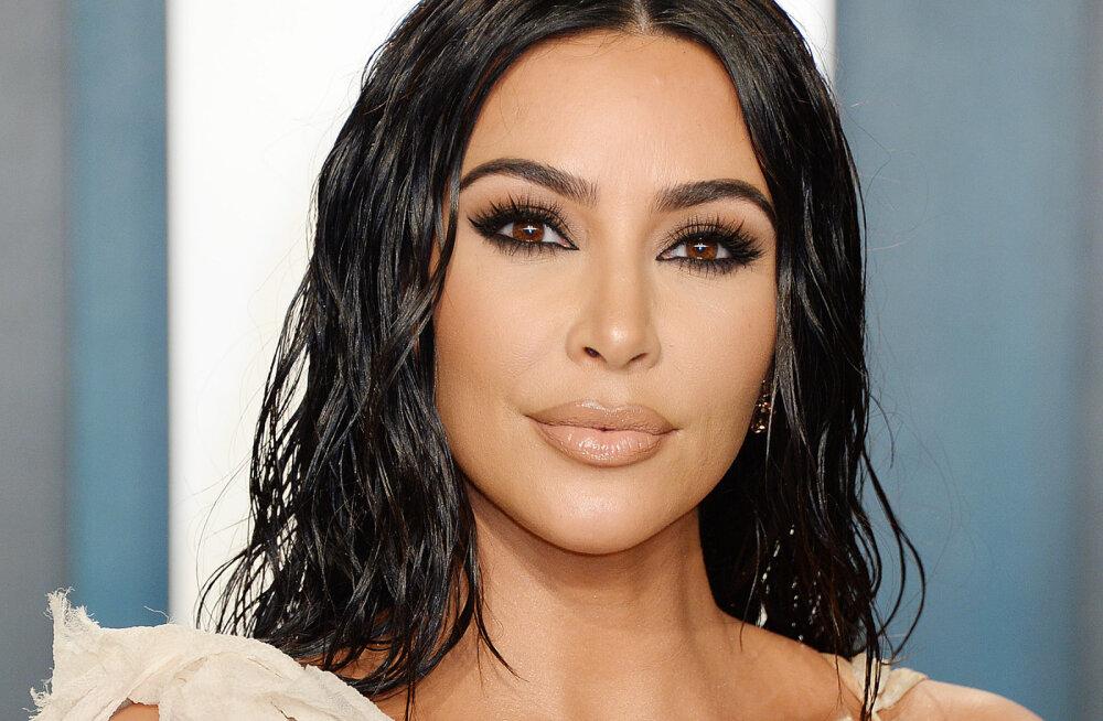 KLÕPS | Peaaegu ei tunne äragi! Kim Kardashian näitas fännidele täielikult muutunud soengut
