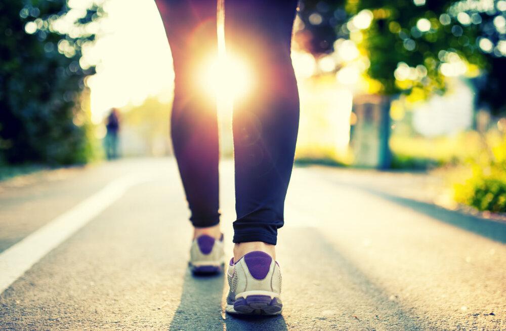 Kõnni end saledaks | Kaota jalutades kuni 1 kg nädalas