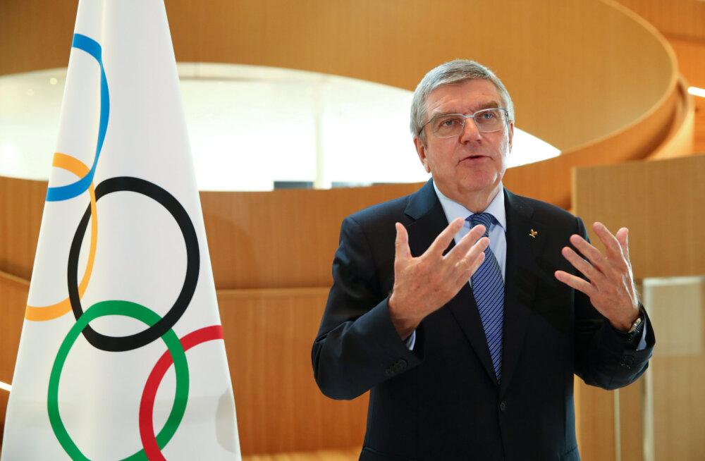 Tokyo olümpia on sundseisus: mängud toimuvad kas 2021. aastal või jäetakse hoopis ära