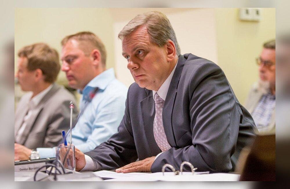 Rahvakogu ettepanekute arutamine Riigikogu põhiseaduskomisjonis.