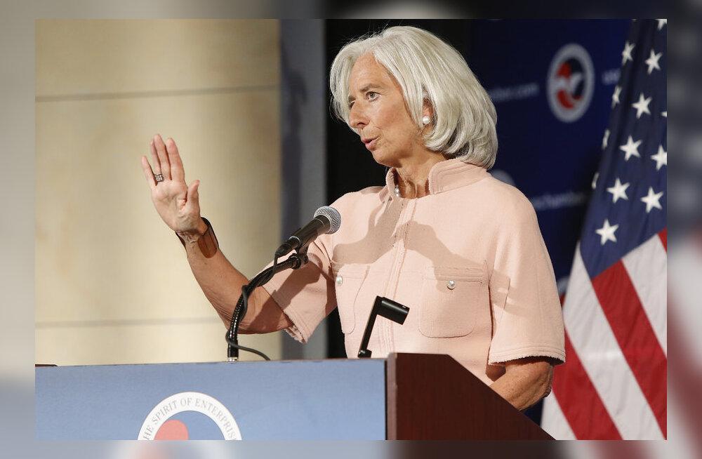 Глава МВФ: кризис в США угрожает глобальной экономике