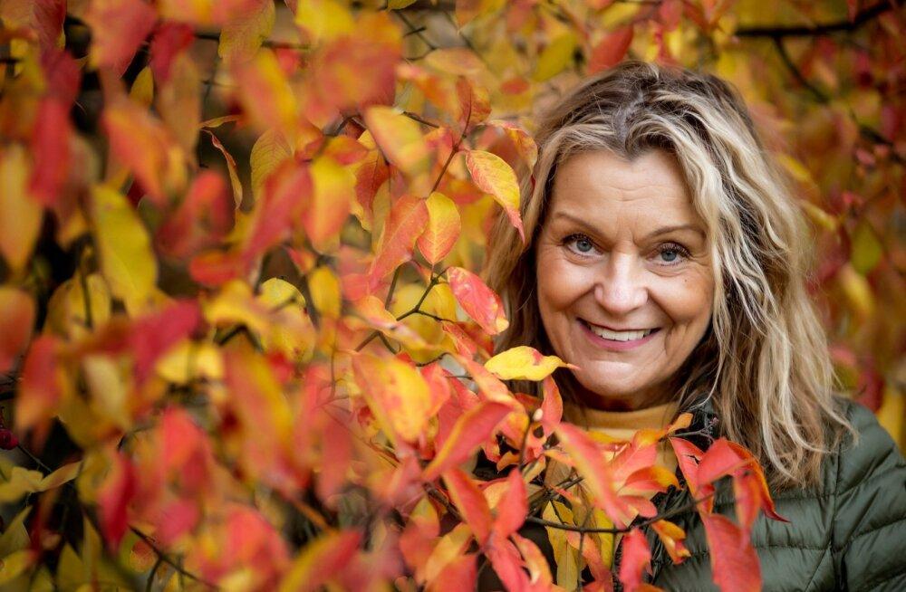 """Anne Veesaar: """"Õnn on, kui häda teeb see, mida saab veel välja vahetada."""""""