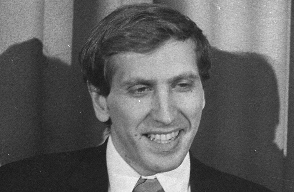 Bobby Fischeri tee male maailmameistriks ja intriigid Boris Spasskiga mängitud tiitlimatši ajal