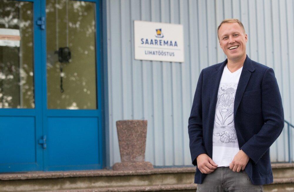 Saaremaa Lihatööstuse juht Kristjan Leedo usub, et asukoht on neile eeliseks, kuna võimaldab hea toote eest ka kõrgemat hinda küsida.