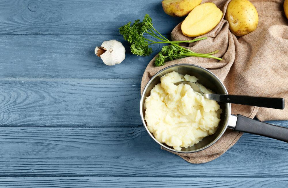 Kaheksa aegumatut näpunäidet, kuidas täiustada kartuli maitset