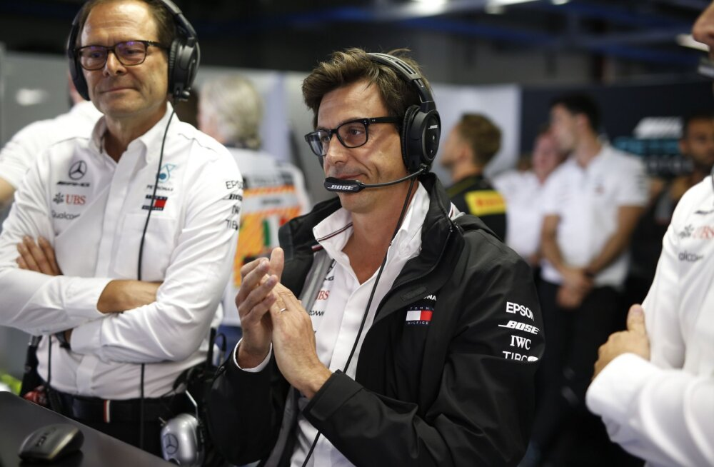 F1 võistlusdirektor: Mercedese fantoomboksipeatus oli reeglitepärane