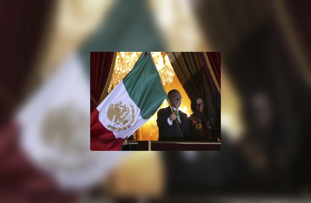 Mehhiko interpoli šeff vahistati narkomaffia pärast