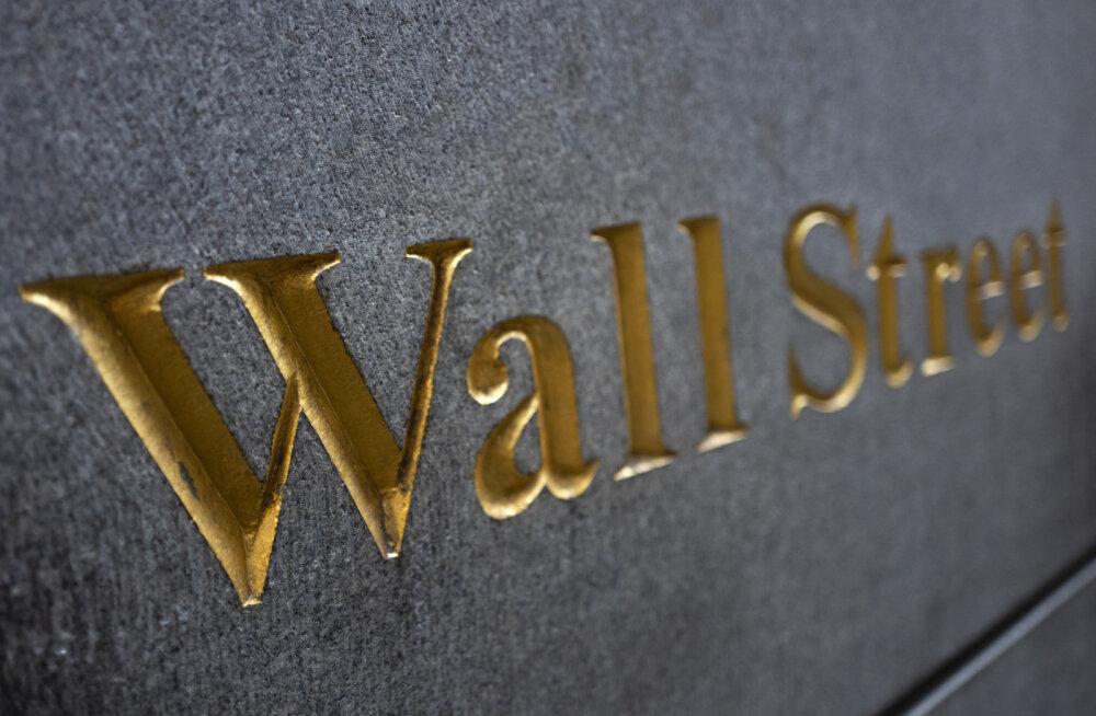 USA aktsiaturul haihtus kahe päevaga hiigelsumma