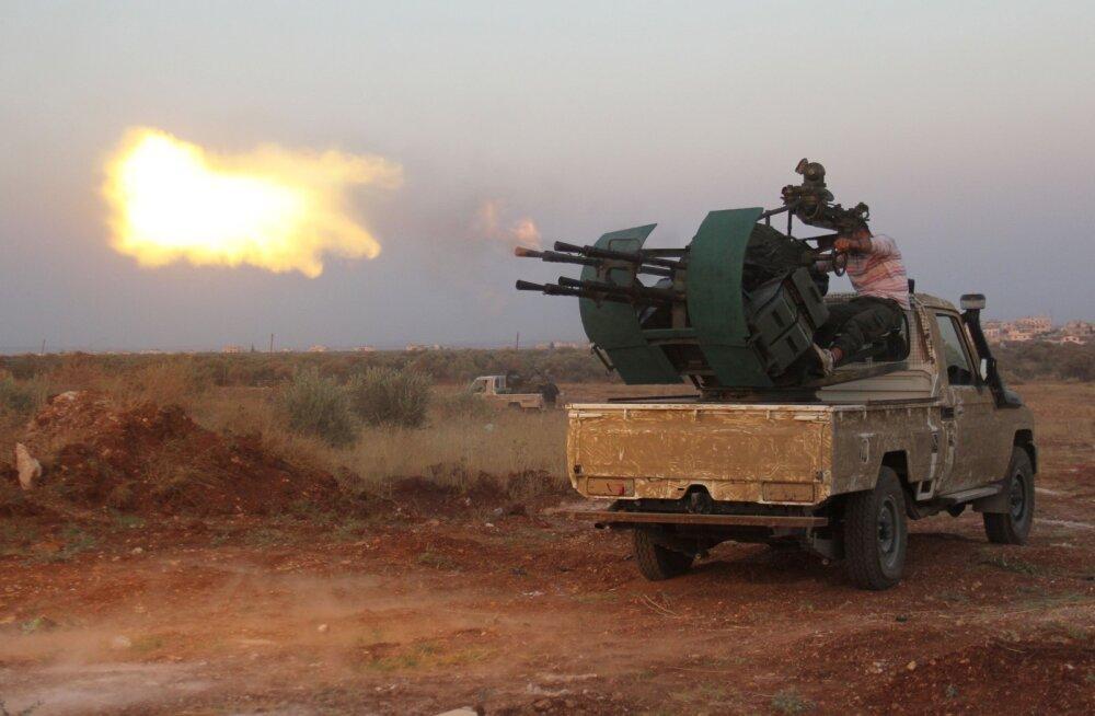 ÜRO Julgeolekunõukogu ei suuda Süüriasse hädatarvilikku vaherahu tuua