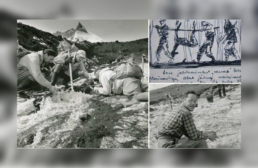 "Приключенческий поход Леннарта Мери на Камчатку, или Как медведь ""съел"" одного из членов экспедиции"