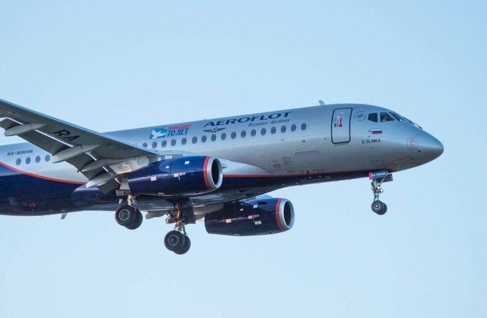 Кабмин Украины запретил российским авиакомпаниям летать в Украину