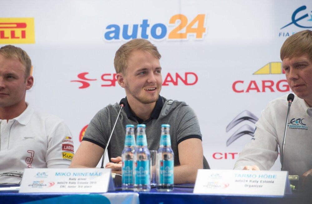 Auto24 Rally Estonia pressikonverents
