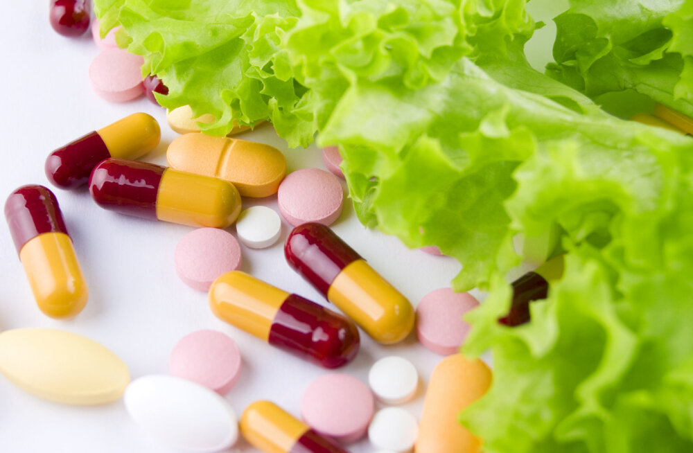 10 toksiini, mida võivad sisaldada vitamiinid, toidulisandid ja tervisetoidud