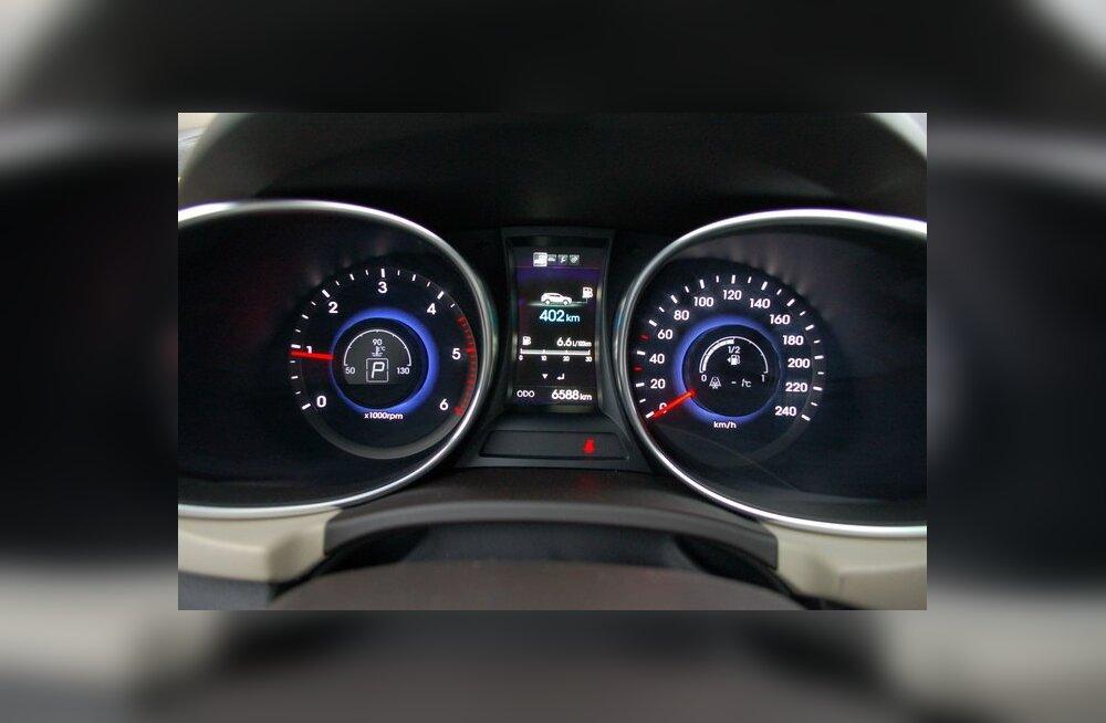 Hyundai Santa Fe: kvaliteetne, kuid kallivõitu