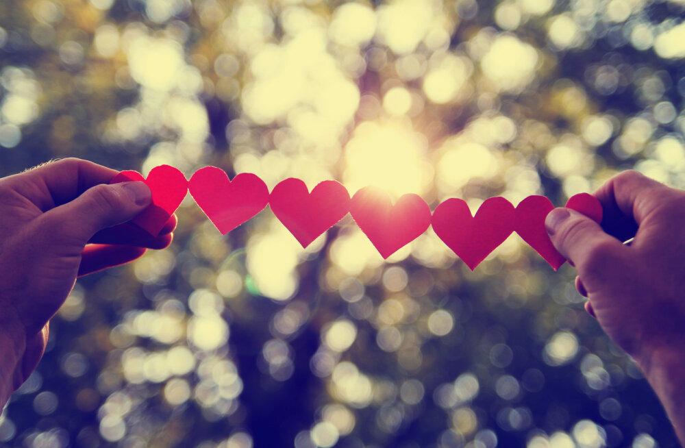 Alkeemia lugemisnurk | Millist armastuse keelt räägid sina?