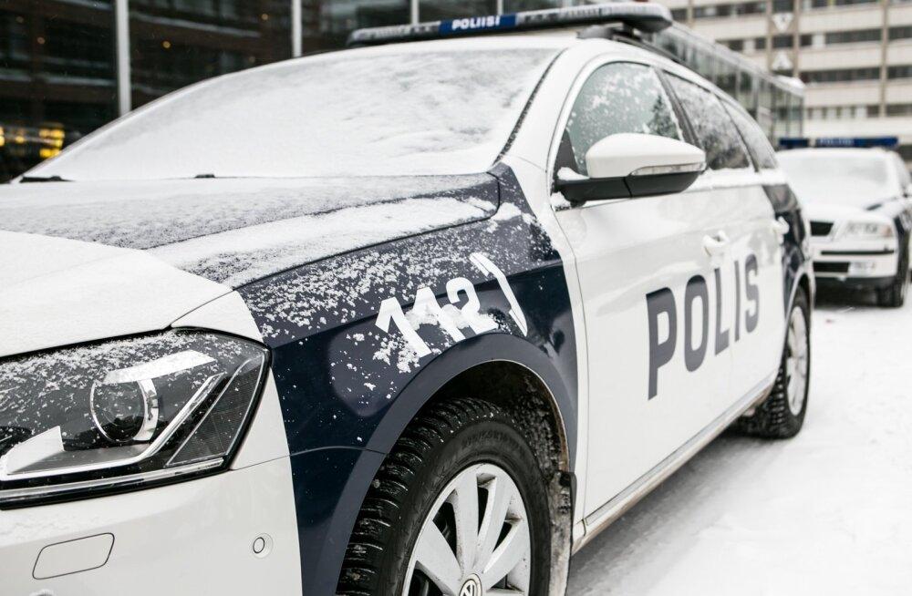 Soome politsei eestlaste kihutamiskalduvusest: see on selge hoolimatus