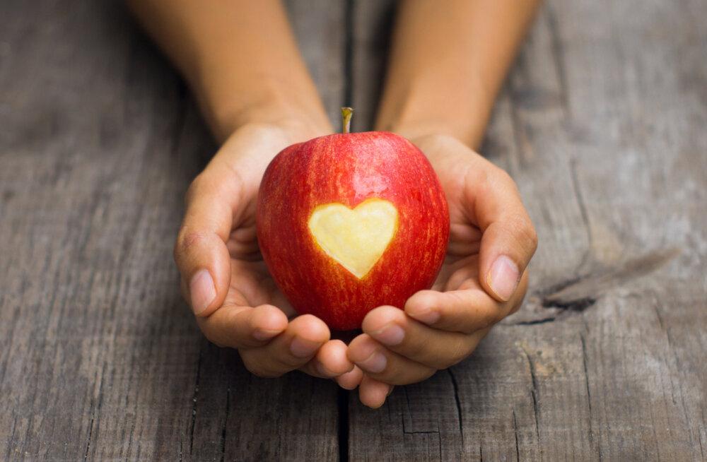 Tervis loodusest: 10 head põhjust, miks süüa iga päev õunu