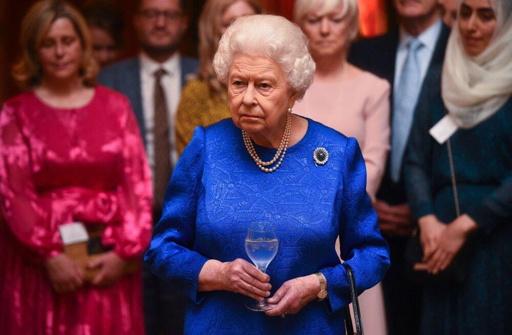 Kuninganna on suutnud end terve elu suurepärase vormis hoida, sest on vältinud nende eestlaste poolt armastatud köögiviljade söömist