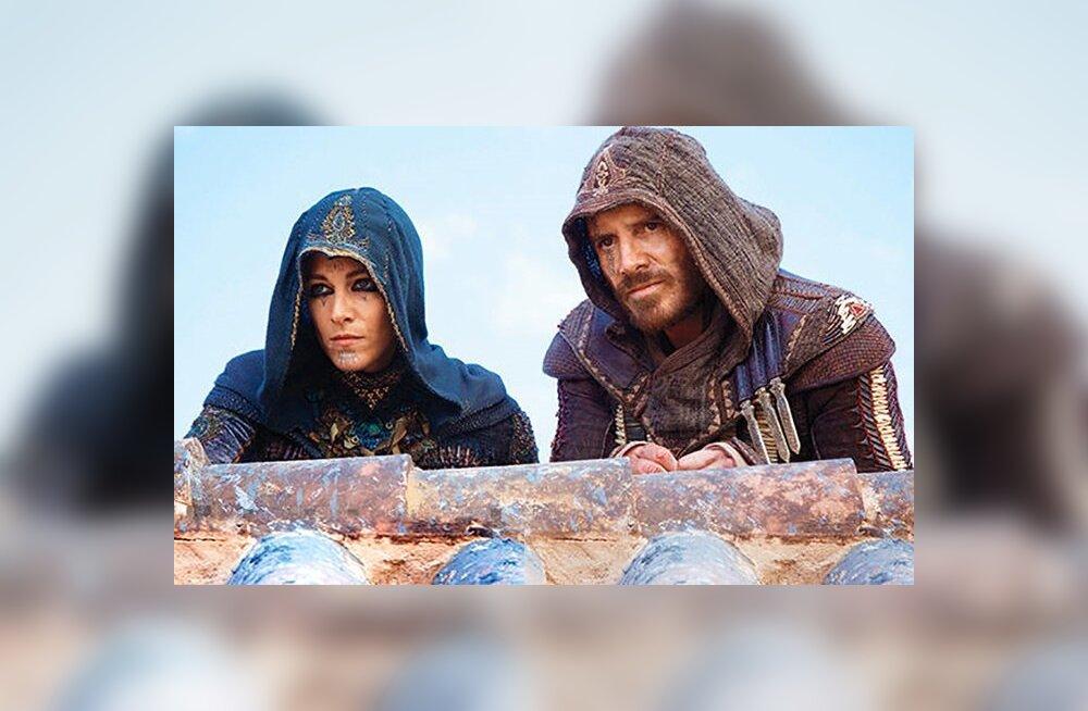 """""""Assassin's Creed"""" on esimene film, mida saab ette tellida"""