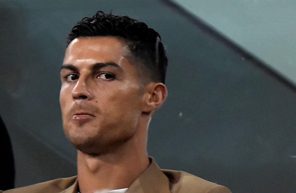 Cristiano Ronaldo vastas vägistamissüüdistustele: minu südametunnistus on puhas, mind üritatakse lihtsalt ära kasutada