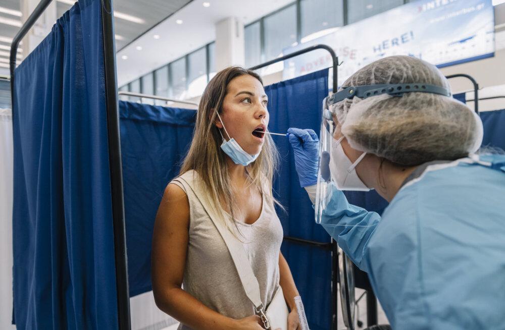 Rootsis on nakatunud üle 10 000 meditsiinitöötaja – ja seda kaks kuud vanadel andmetel