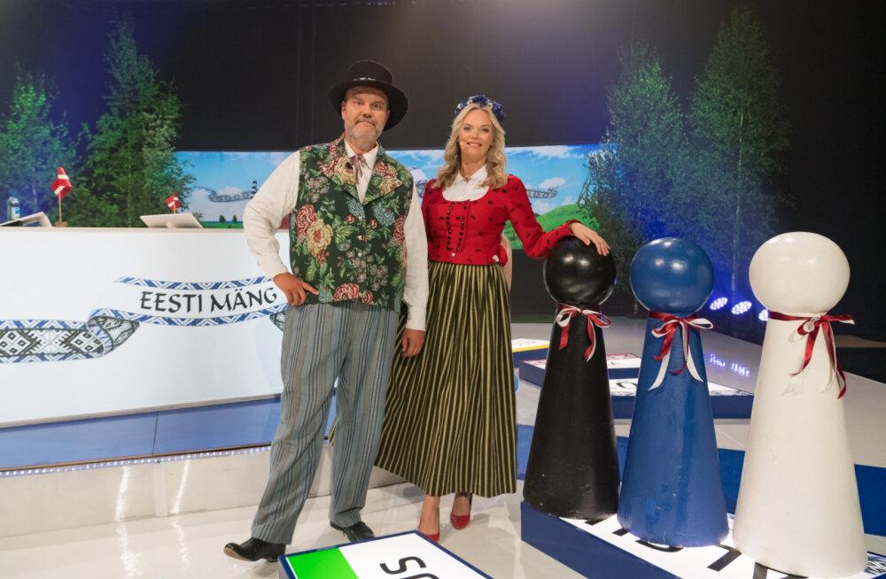 Eesti Rahvusringhäälingu kanalid tähistavad erisaadetega Läti 100. sünnipäeva