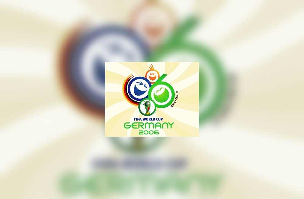 2006.a. jalgpalli MM-i logo
