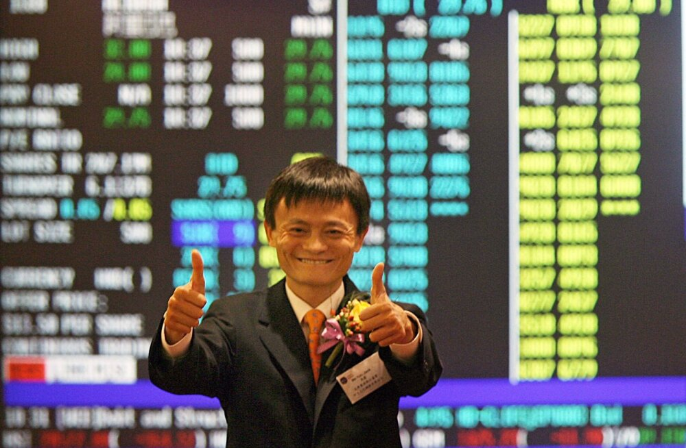 Alibaba börsile viinud Hiina miljardär Jack Ma püüdis sama teha ka ettevõttest lahku lööva Ant Groupiga, ent esimesel katsel see ebaõnnestus.