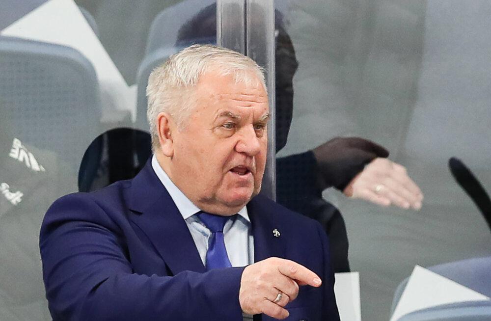 Venemaa hokitreener koroonaviirusest: välismaalased on alati närvilised, sellepärast nad välismaalased ongi