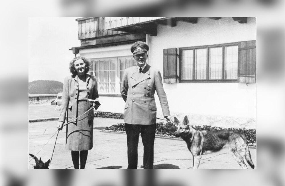Hitleri parim sõber hoidis füüreri õnnelikuna ka siis, kui sõda natside jaoks halva pöörde võttis