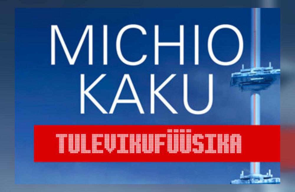 """Alkeemia lugemisnurk: Michio Kaku """"Tulevikufüüsika"""" nanotehnoloogiast - läbi seinte kõndimine, nutitablett ja vähirakkude kõrvetamine"""