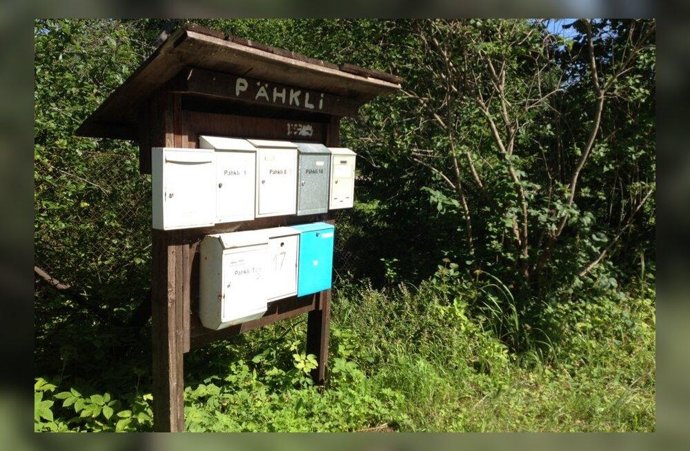 80 aastat postiteenust Haaslava vallas