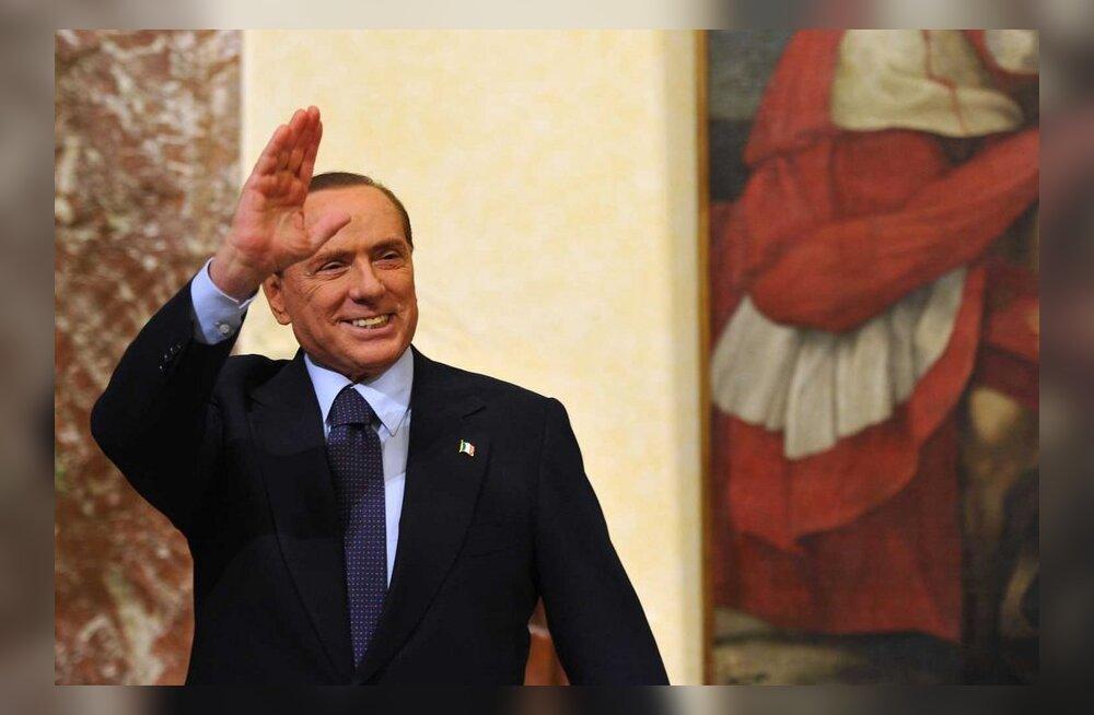 Protežee: Berlusconi on valimisteks valmis