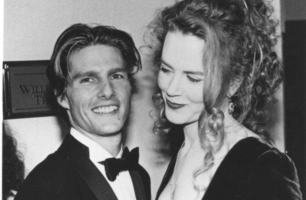 FOTOD | Staarlaps taas kaamerate ees: Tom Cruise'i ja Nicole Kidmani poeg ilmus üle mitme aasta avalikuse ette
