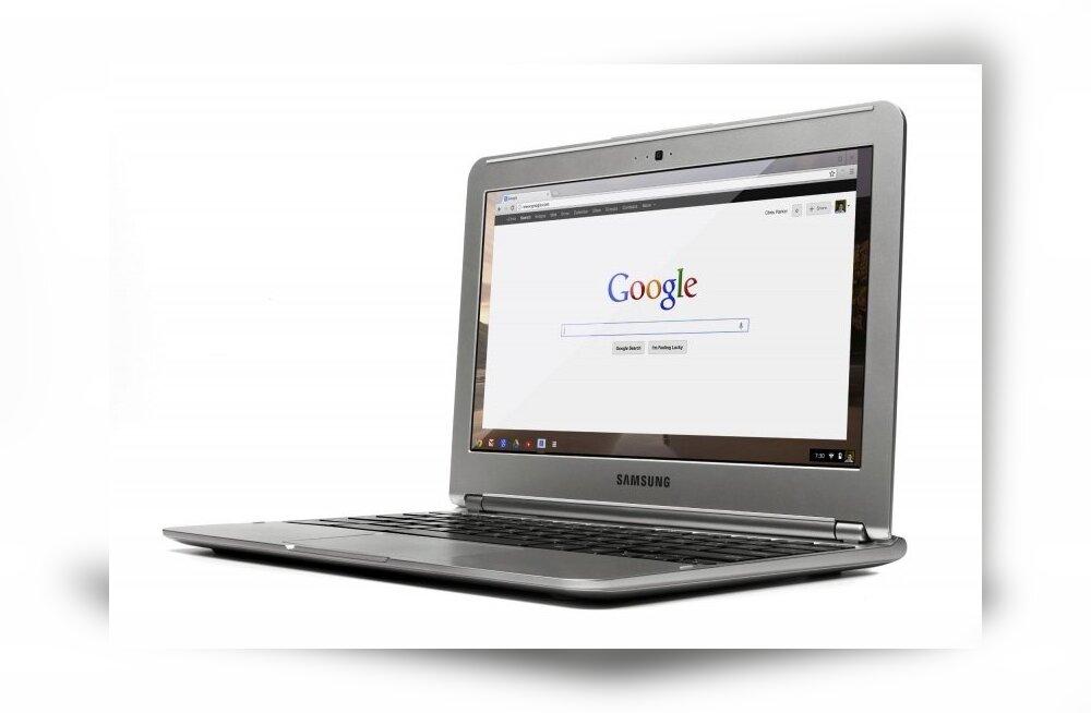 Uus Chromebook näitab odavamatele MacBook Airidele, kes on boss