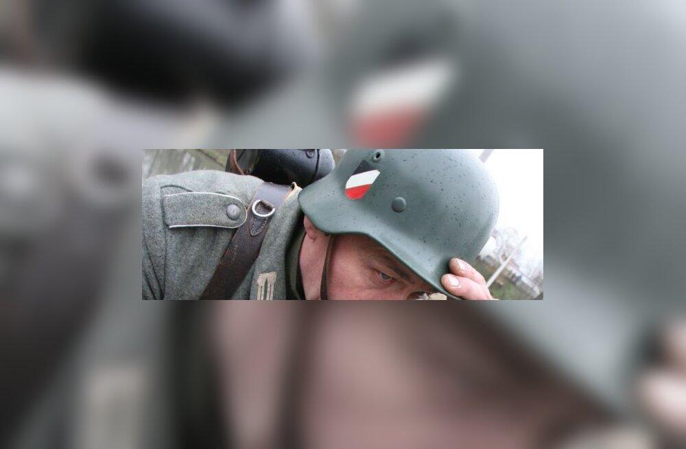 Saksa sõdur