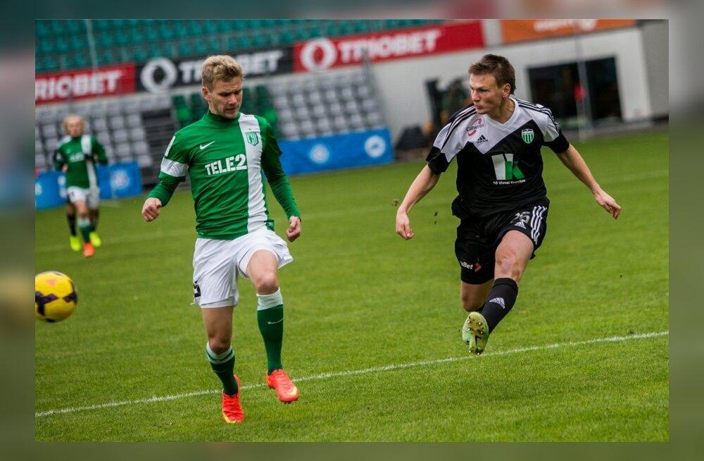 FC Flora vs FC Levadia
