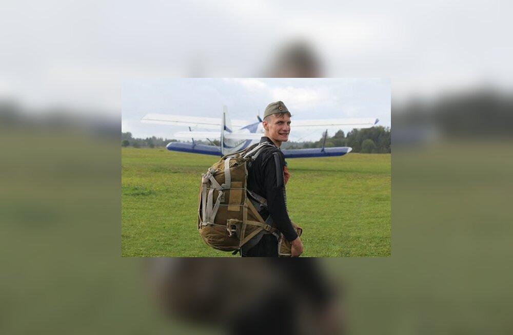 Интервью Delfi с лучшим парашютистом Эстонии: мифы, юмор и самая настоящая свобода