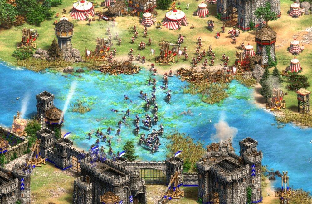 ARVUSTUS   Age of Empires 2: Definitive Edition - potentsiaali on palju, reaalsus on (veel) kurb