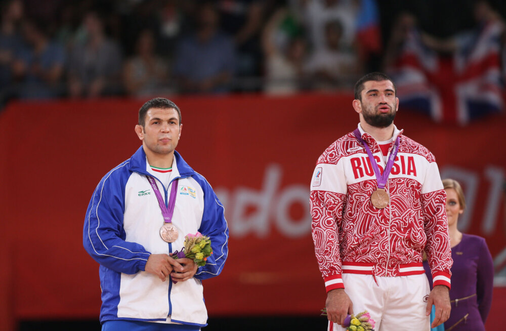 2015. aasta MM-il Nabi medalilootuse kustutanud venelane põrus dopingukontrollis