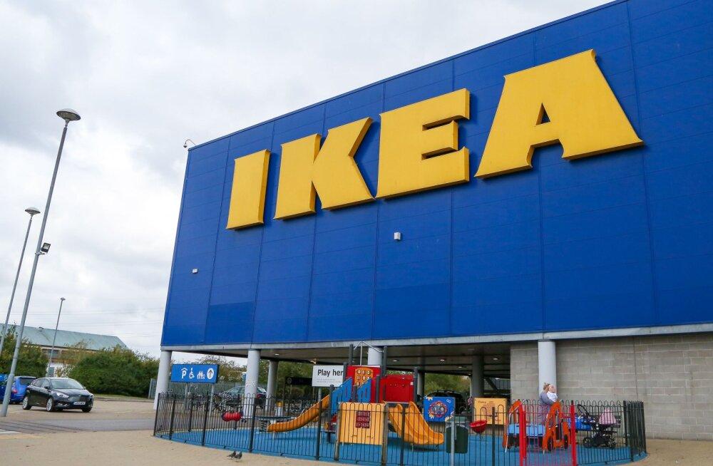 Ikea pood