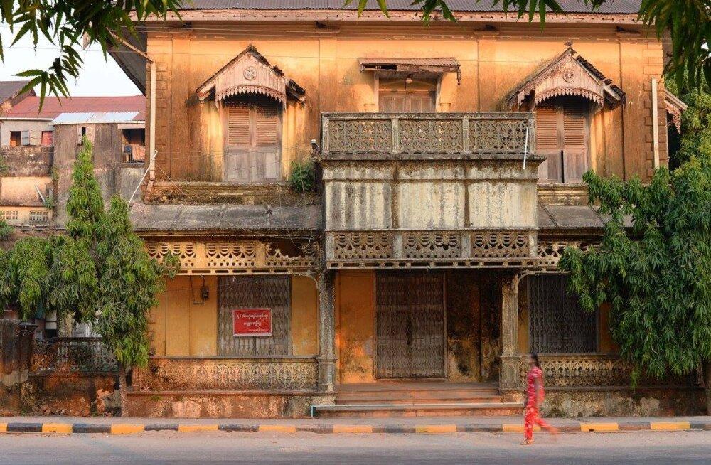 Märkmeid Myanmarist II: Aja seismise võimalikkusest