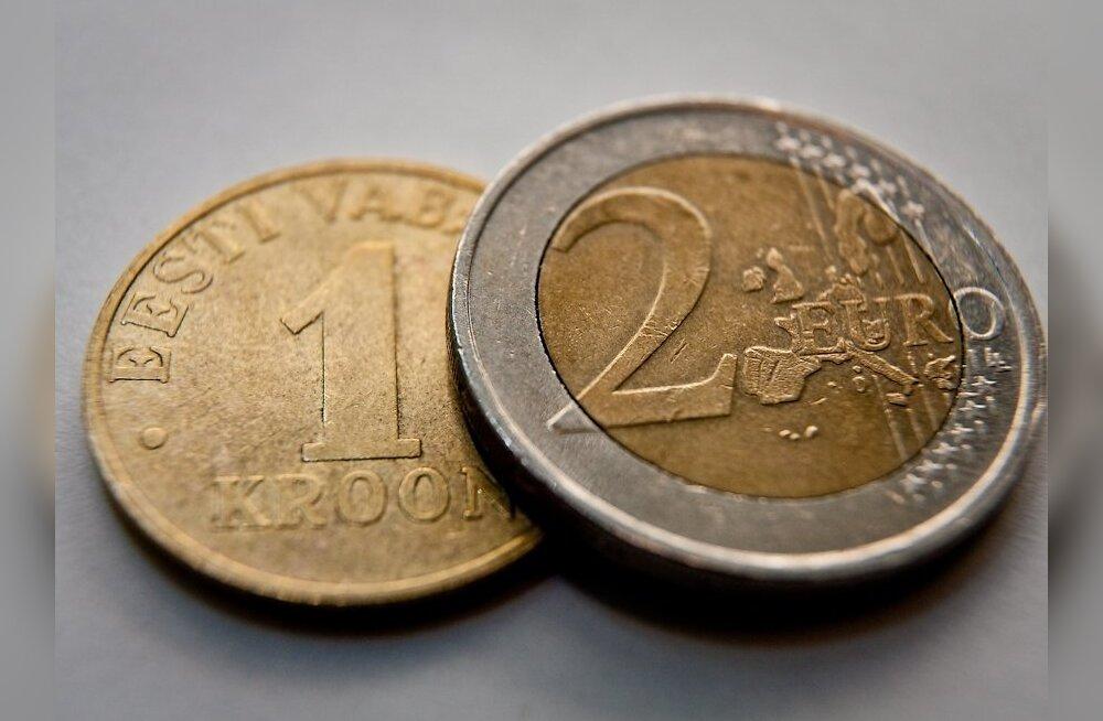 Kredexi juhataja: väikese riigi väike raha ei tundu hea mõte