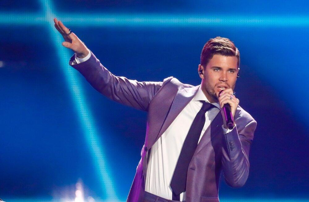 Eurovision 2017 Kiiev esimene päev