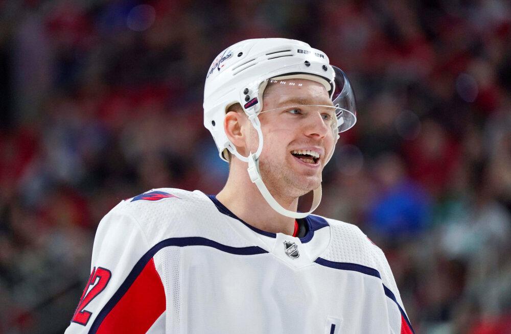 Kokaiini tarvitamisega vahele jäänud Venemaa hokitäht sai NHL-ilt kolmemängulise võistluskeelu