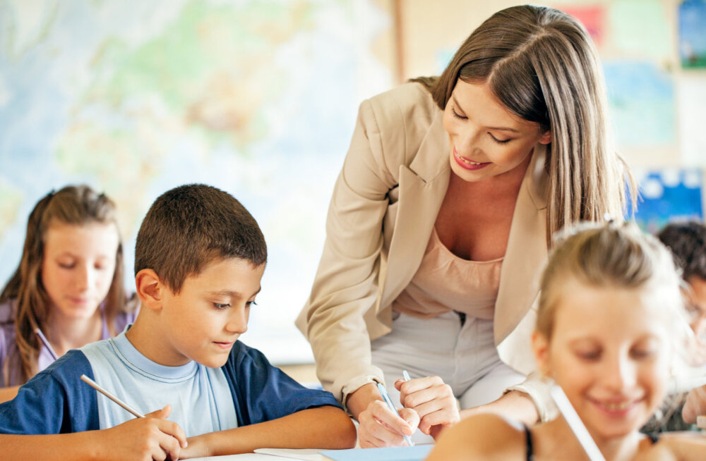 Täna on õpetajate päev: hea õpetaja mõistab, et iga laps on omamoodi hing