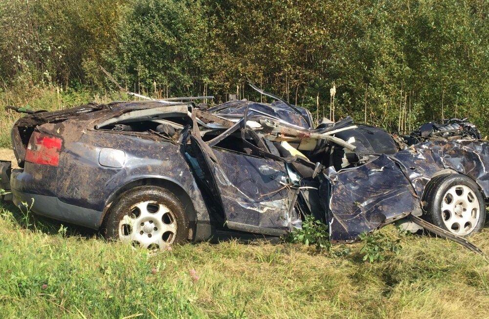 Paldiski-Padise avarii