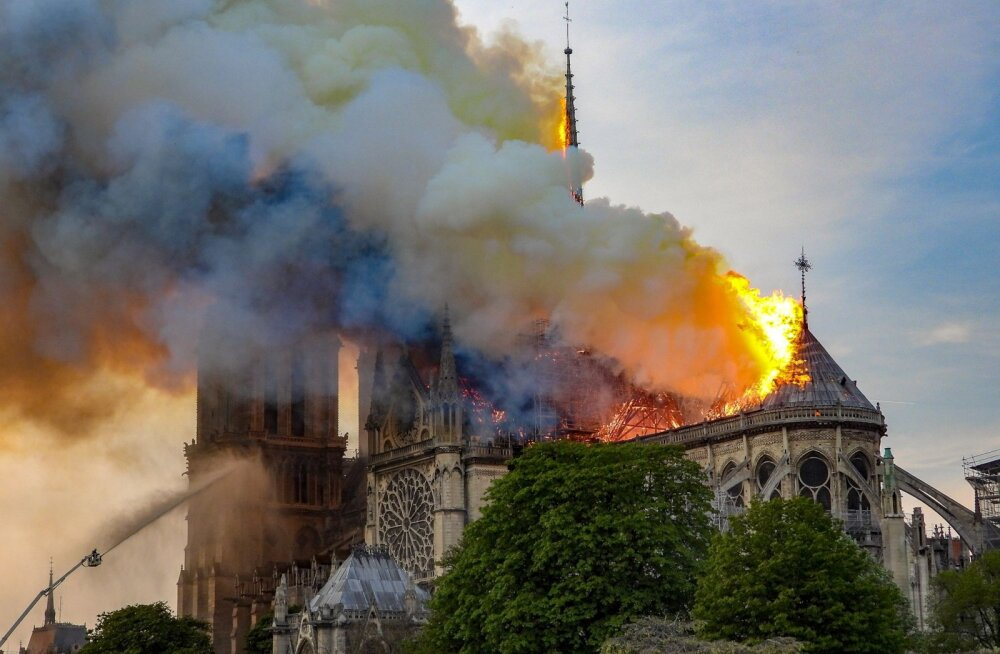 Notre-Dame'i taastamiseks on kogutud miljard eurot